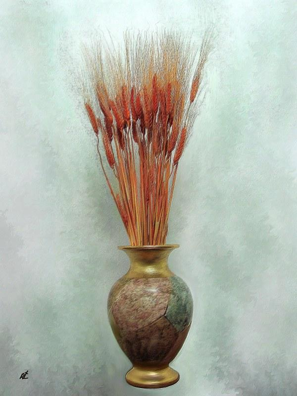 Red wheat by rafi talby