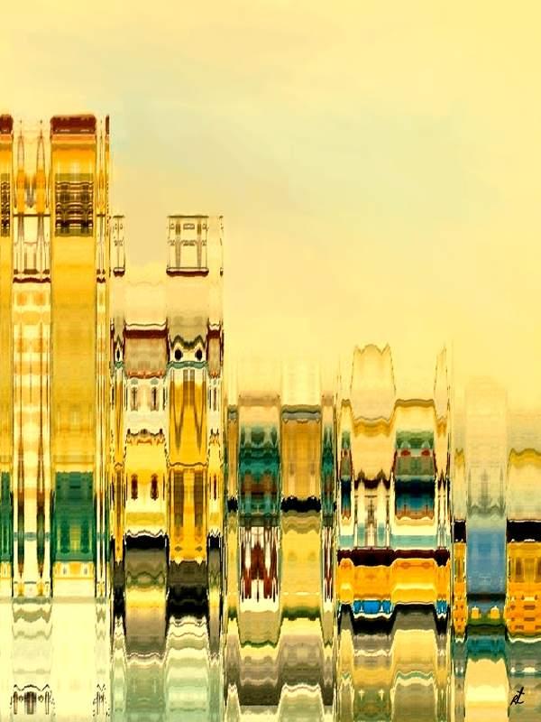 City by rafi talby
